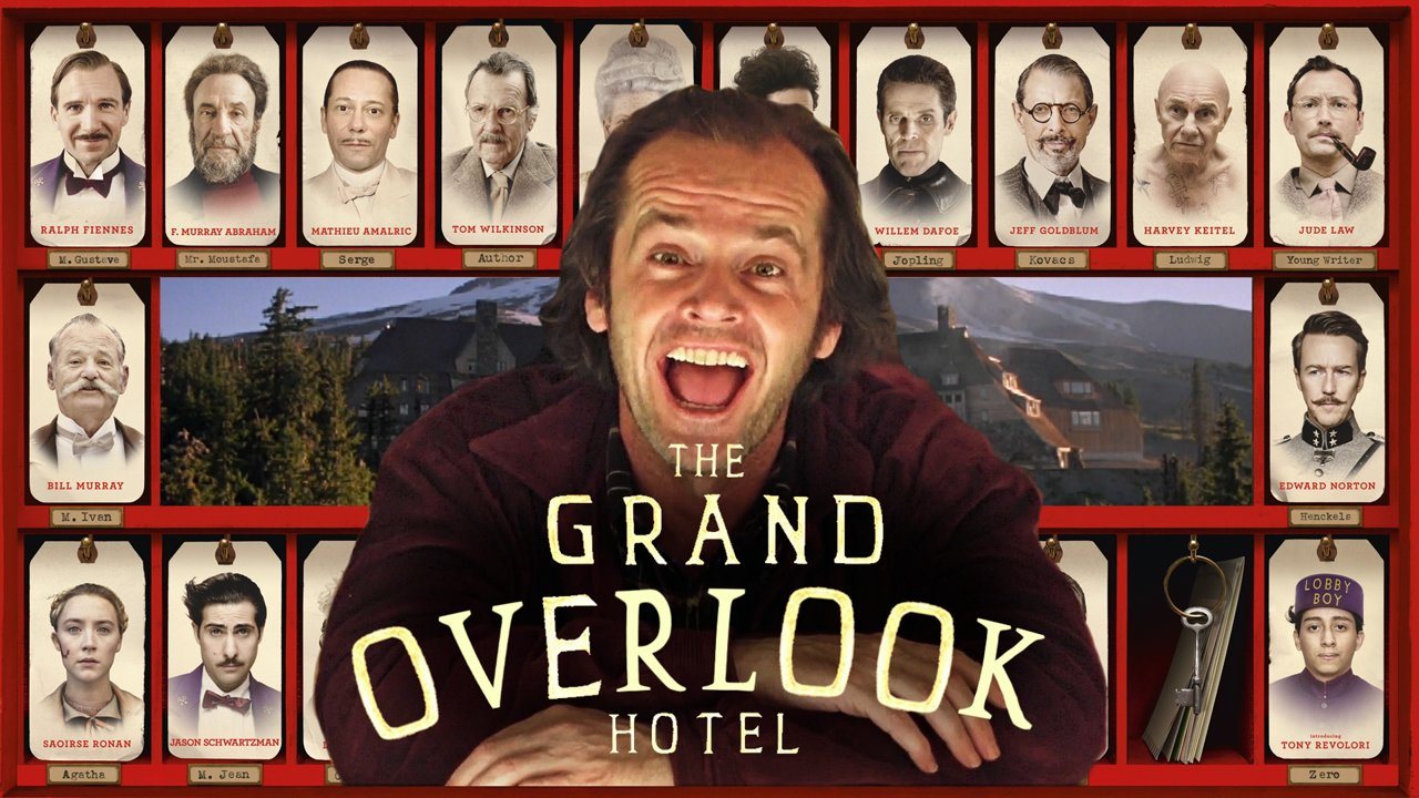 Wes Anderson's The Shining – The Grand Overlook Hotel